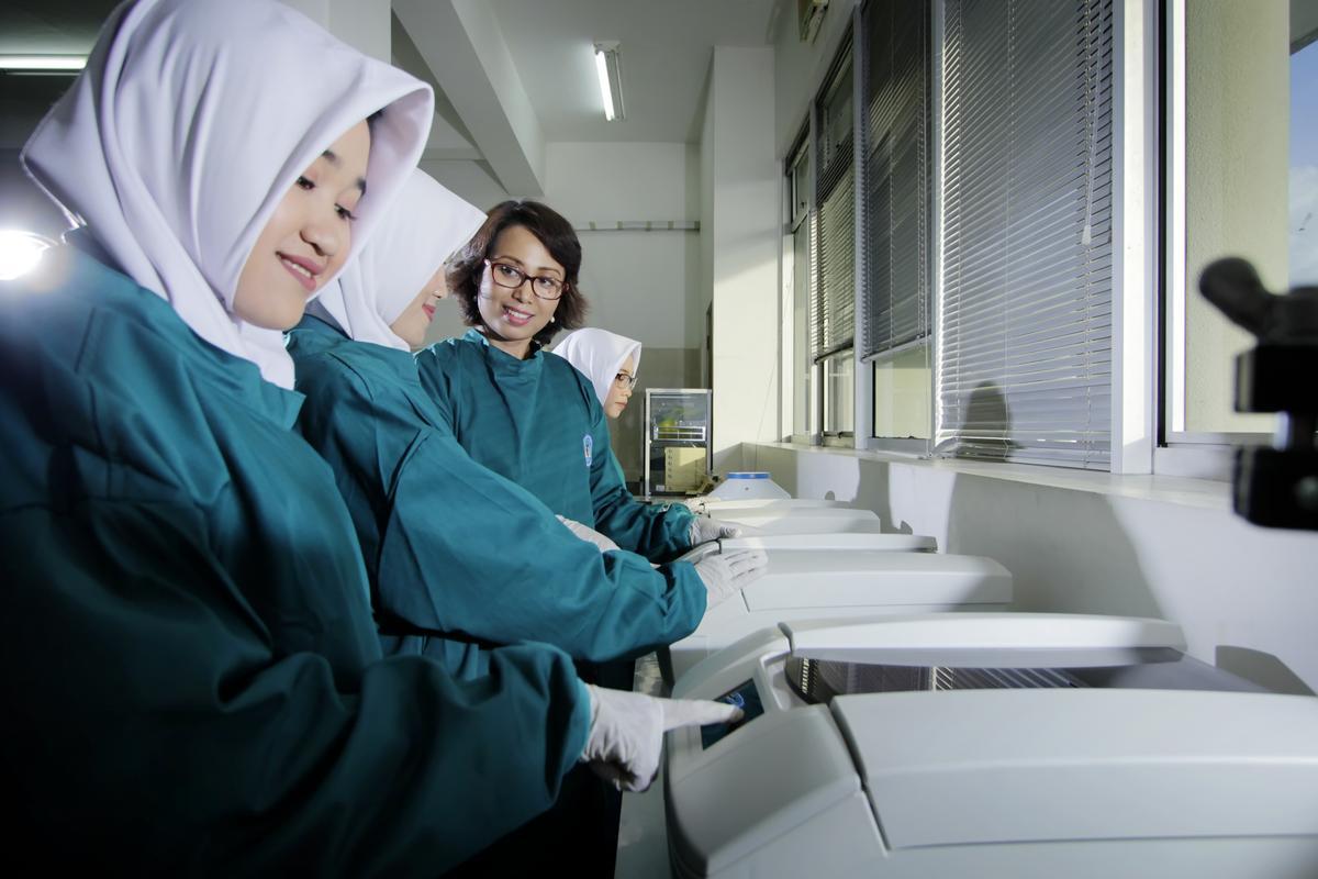 Prodi Teknologi Bank Darah (D-3)