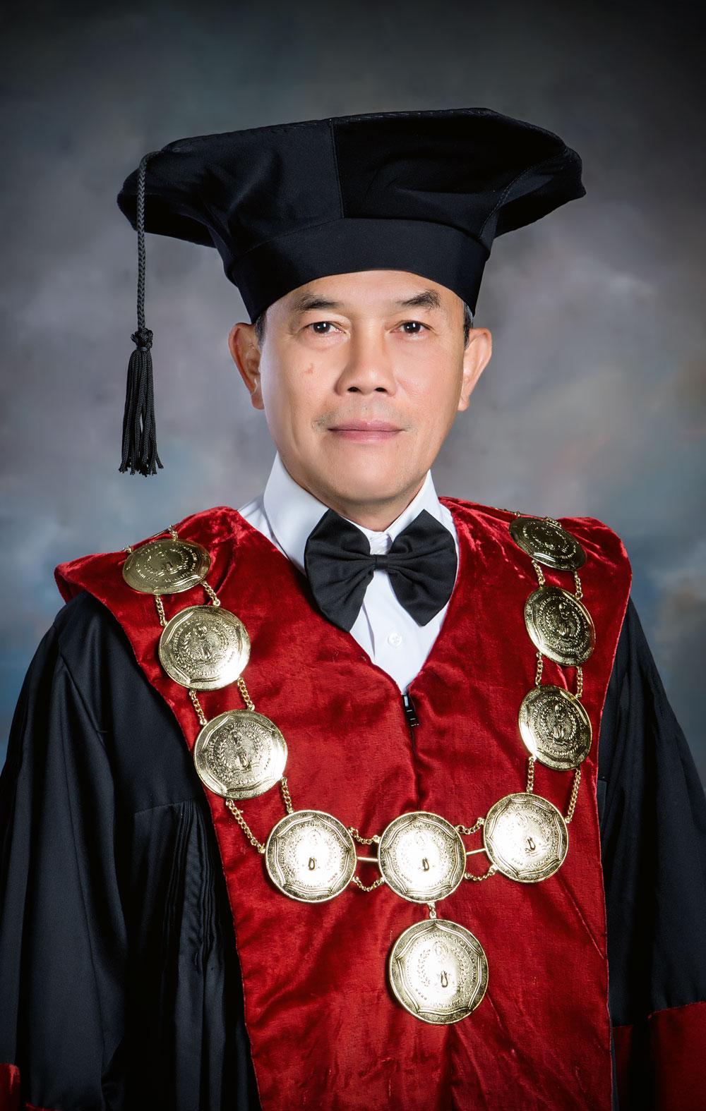 Sambutan Rektor Universitas Jenderal Achmad Yani Yogyakarta