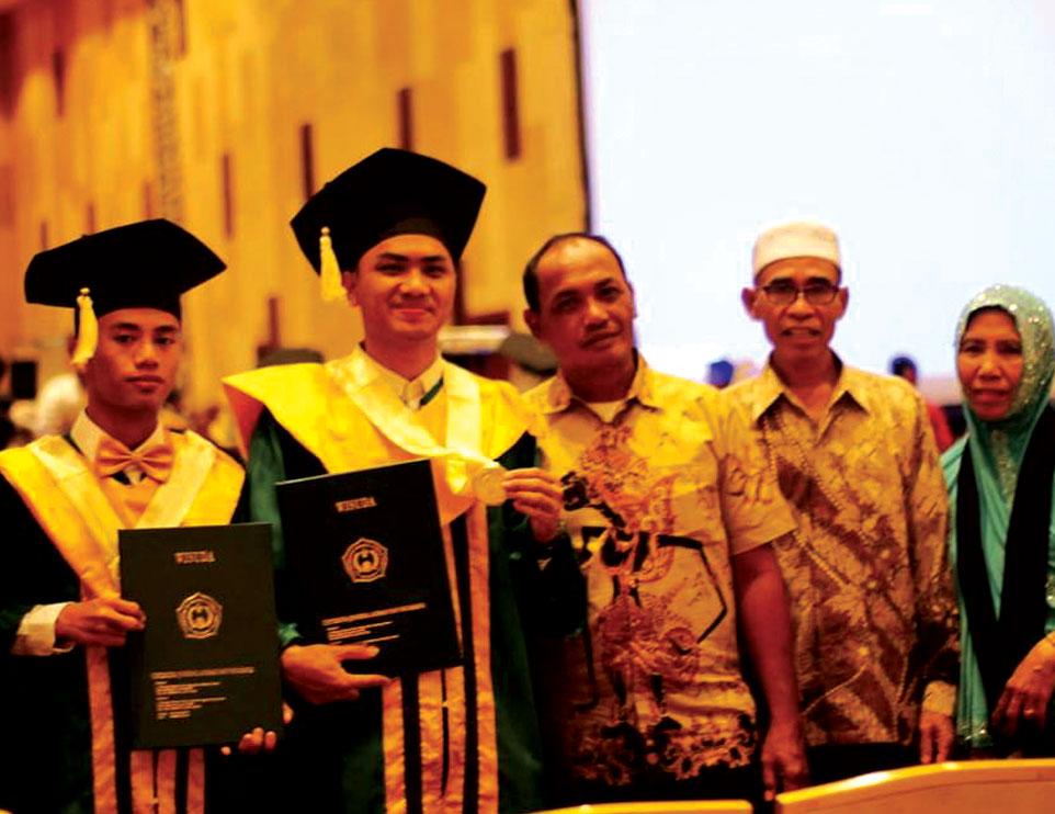 Unjani Yogyakarta Mewisuda 587 Lulusan dengan Semangat Aditya Mahatma Daksa
