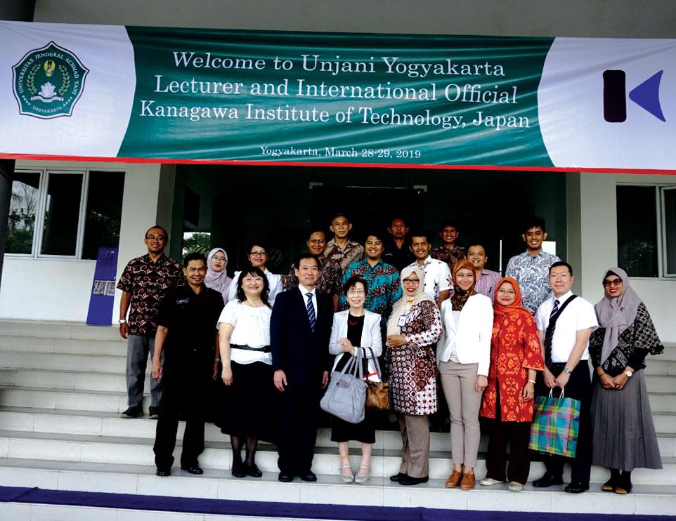 Perencanaan Program Pertukaran Pelajar KAIT dan Unjani Yogyakarta