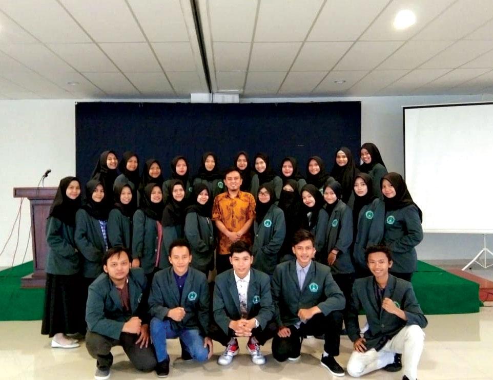 Himaks Fakultas Ekonomi dan Sosial Unjani Yogyakarta Gelar Mubes