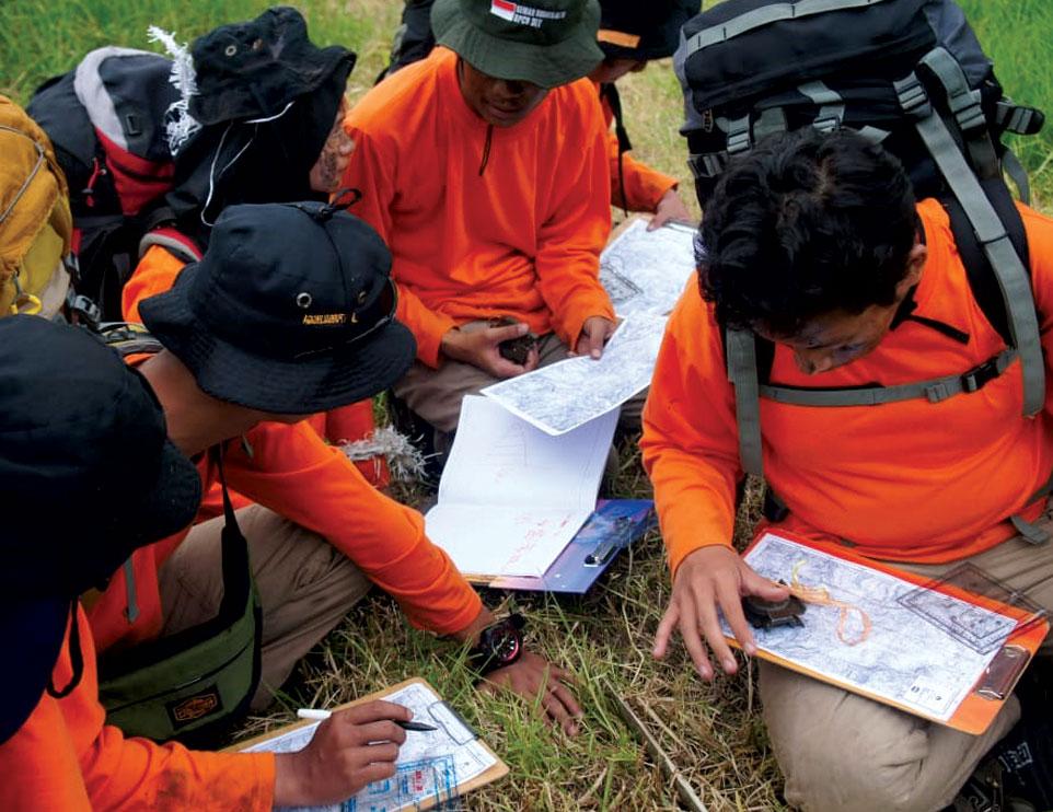 Mapala Unjani Yogyakarta Selenggarakan Kegiatan Pendidikan Dasar