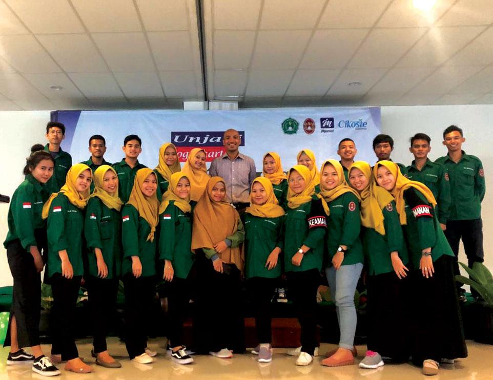 Persiapkan Mahasiswa Cerdas, BEM Unjani Yogyakarta Gelar Seminar Skripsi