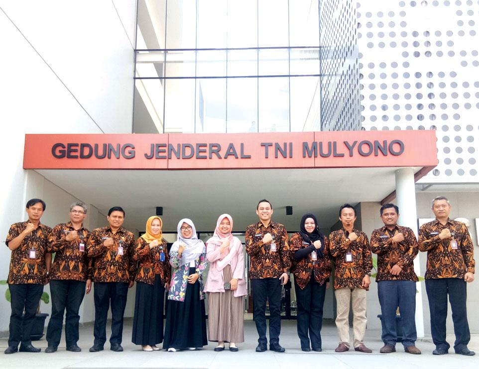 Mantapkan Kurikulum, Prodi Hukum Unjani Yogyakarta Kunjungi Prodi Hukum Unjani Cimahi