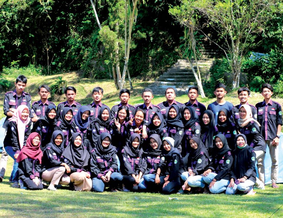 Pererat Persaudaraan, Himapsi Unjani Yogyakarta Gelar Makrab