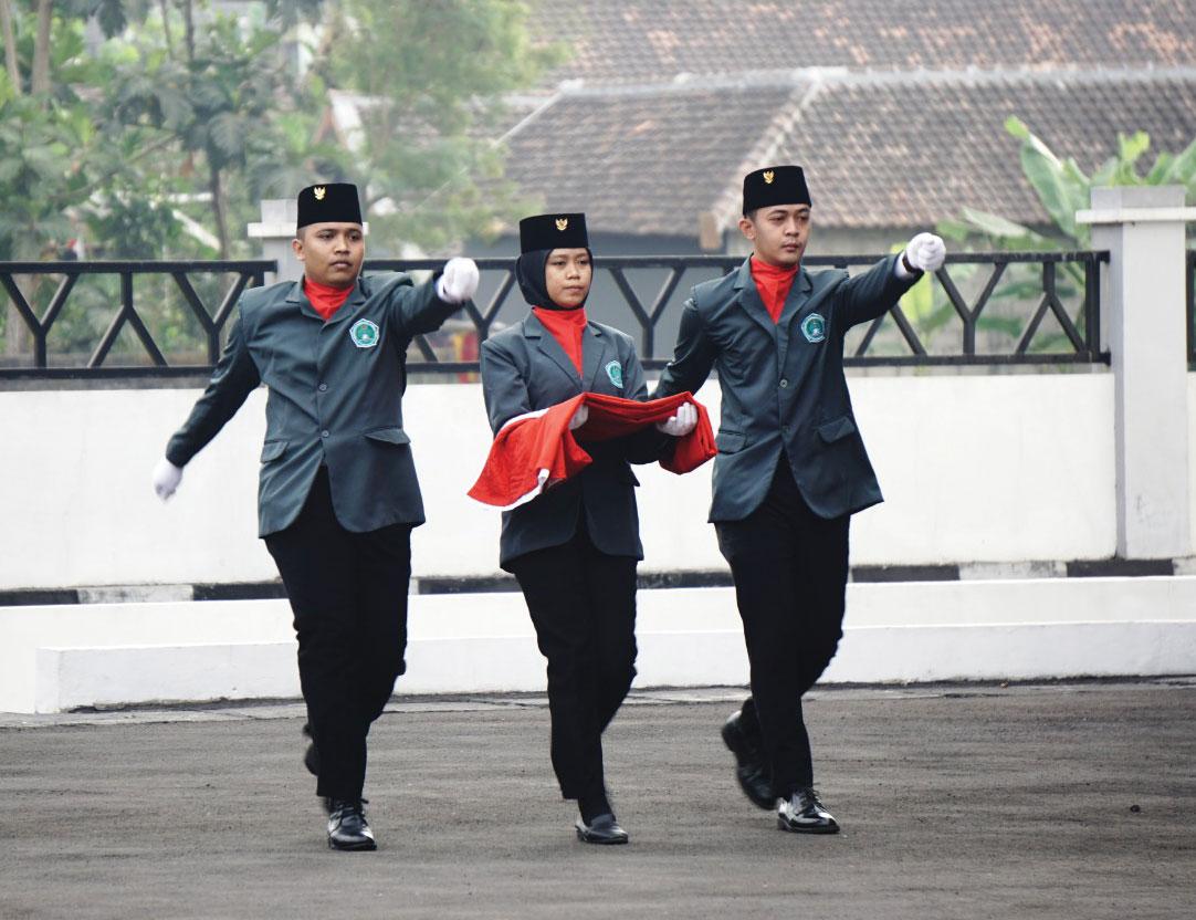 Peringatan Hari Kemerdekaan Indonesia Ke-74 di Unjani Yogyakarta