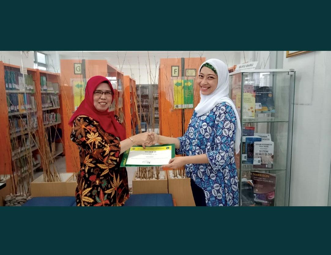 Tingkatkan Kualitas Karya Ilmiah, Perpustakaan selenggarakan Workshop