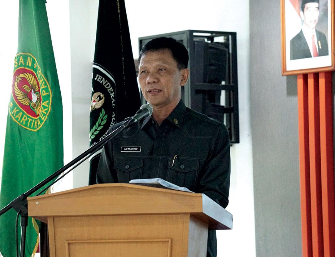 Ketua Pengurus YKEP Bekali Calon Lulusan Unjani Yogyakarta
