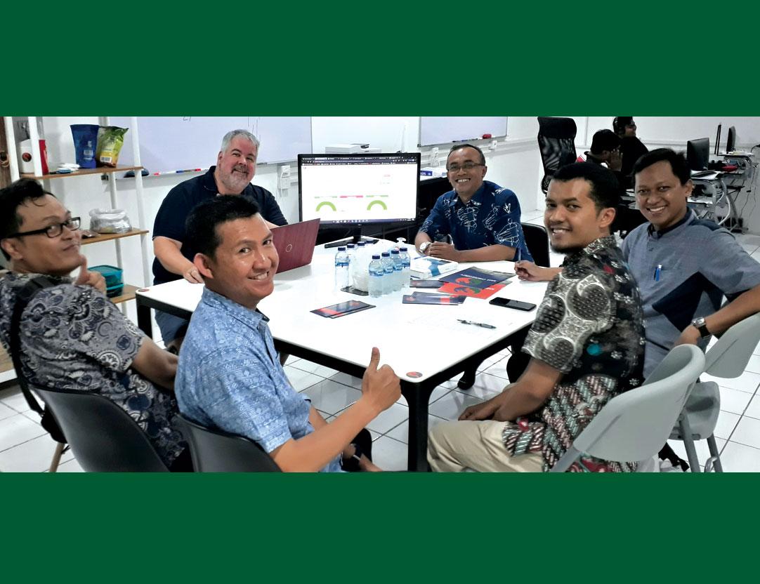 Siapkan Ahli Cyber Security, FTTI Unjani Yogyakarta Kerja Sama dengan Naga Cyber Security