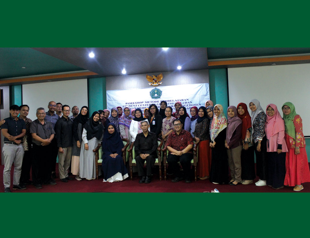 Workshop Student Centered Learning Fkes Unjani Yogyakarta