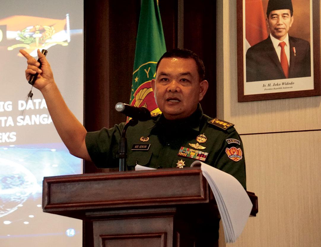 Gubernur Akademi Militer Bekali Nilai Heroisme di Era Revolusi Industri 4.0