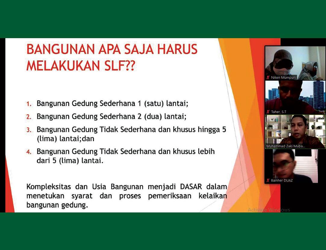 Prodi Hukum Unjani Yogyakarta Gelar Webinar bersama Estungkara Riset