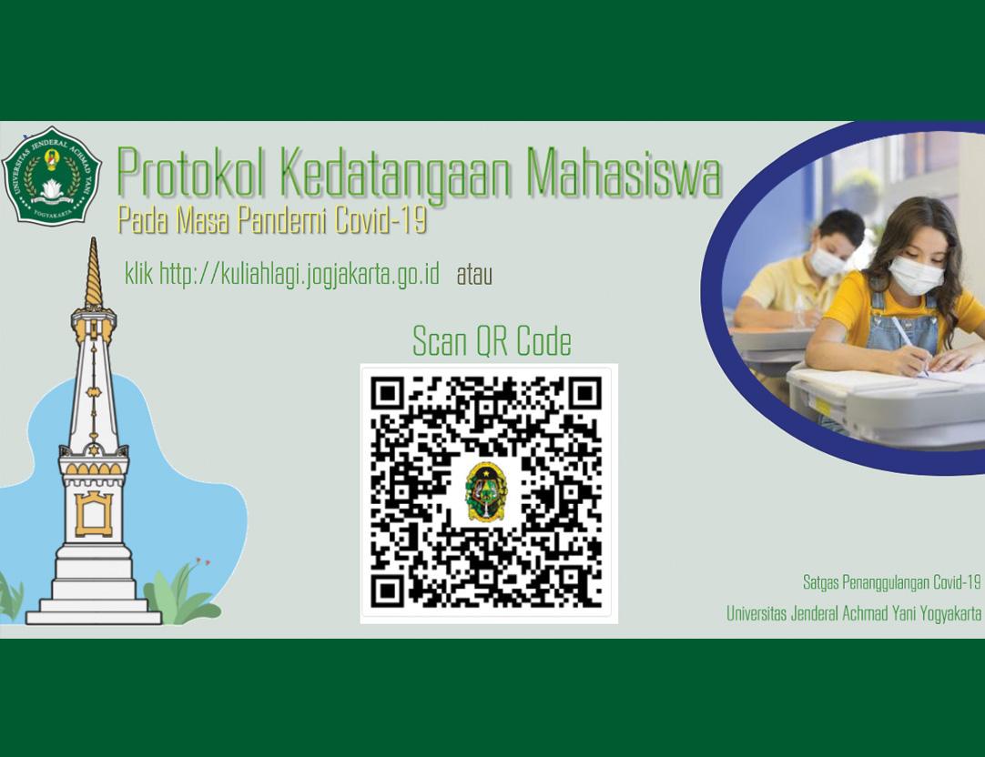 Panduan Kedatangan untuk Mahasiswa di Kota Yogyakarta