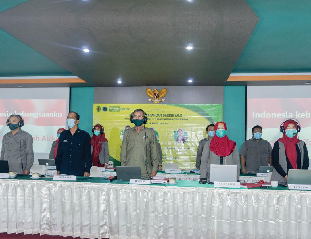 Assesmen Lapangan Daring Prodi Kebidanan (S-1) dan Profesi Bidan