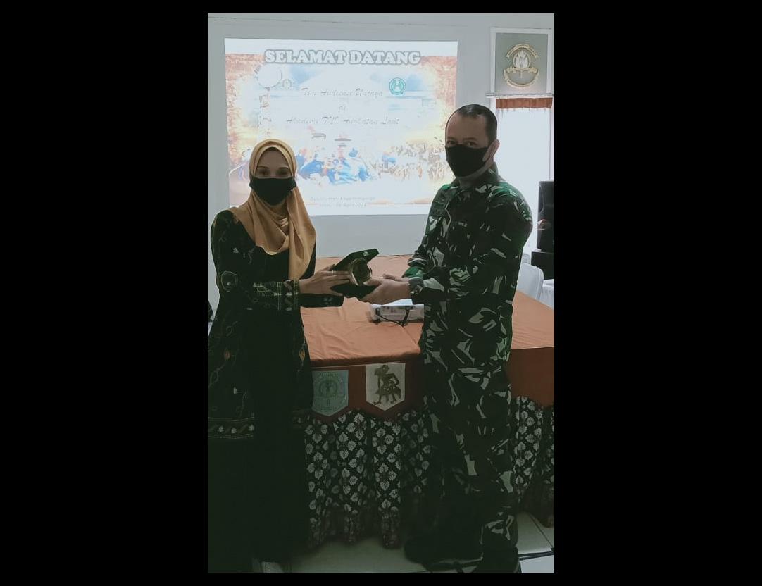 Kembangkan Psikologi Militer, Prodi Psikologi UNJAYA Kunjungi AAL
